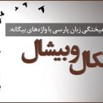 پیامدهای آمیختگی زبان پارسی با واژههای بیگانه (۳)