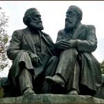 دیدگاه انگلس دربارهی زبان و الفبا و ادب پارسی در نامهاش به مارکس