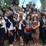 چاپ-پخش پنجمین شمارهی «زبان پارسی» در تاجیکستان