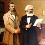 دیدگاهِ انگلس دربارهی زبان، دبیره و ادبِ پارسی در نامهاش به مارکس